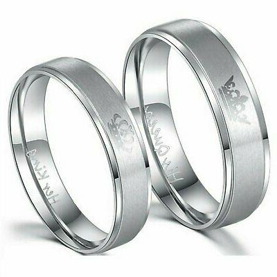 Couple's or Her King Stainless