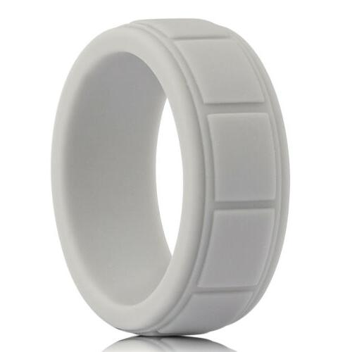 Medical Silicone Ring Sport 8-13#