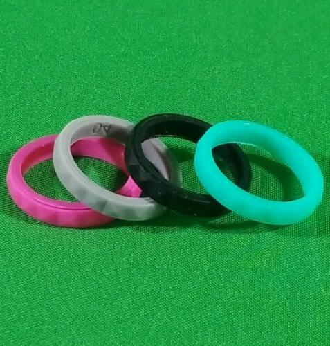 new silicone color wedding ring band