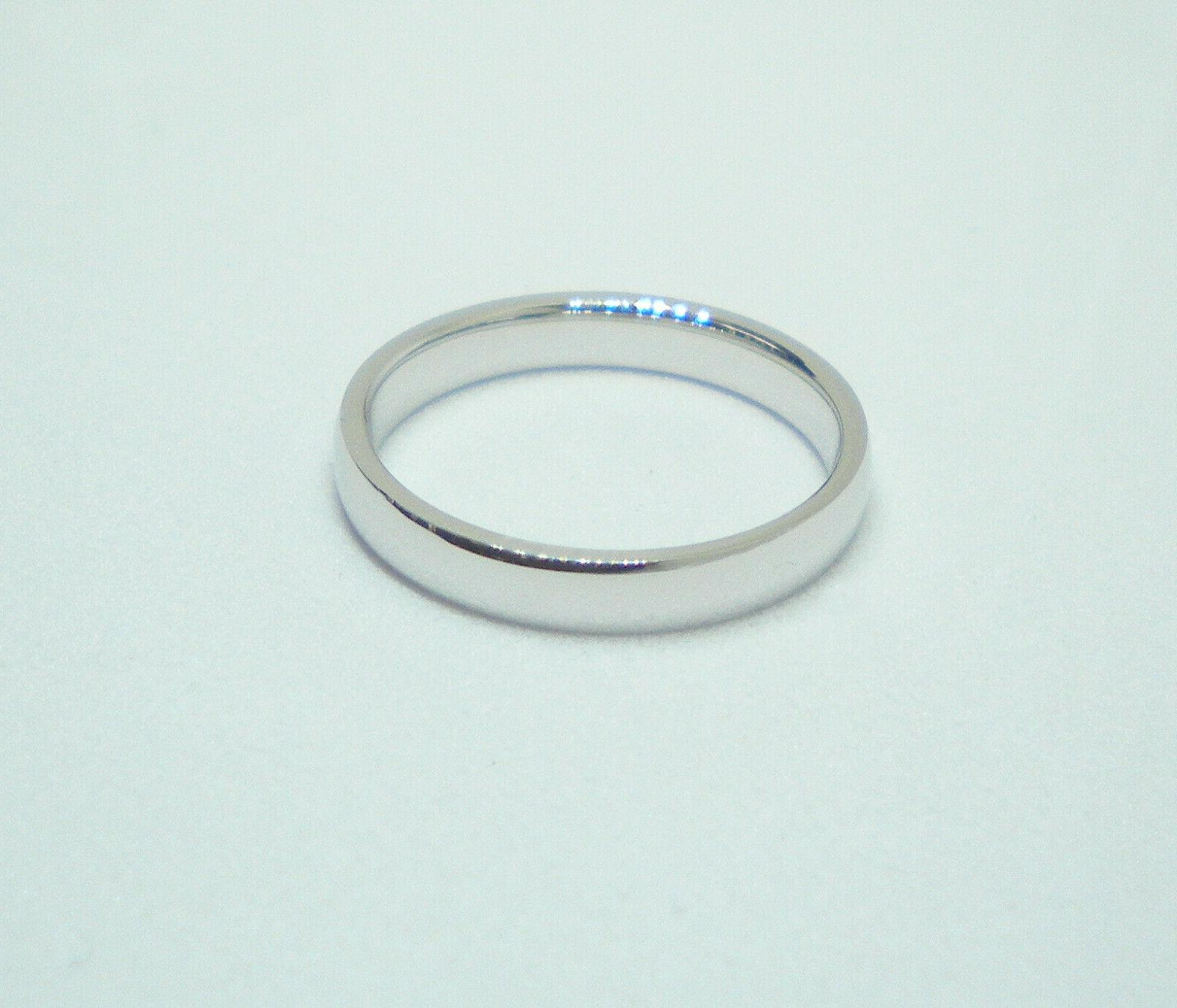 3 mm Band 2.9 g USA Ring Women's