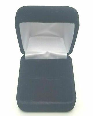 Women's Genuine Solid Real 925 Silver Princess CZ Promise Ring