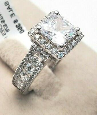 women s genuine solid real 925 sterling