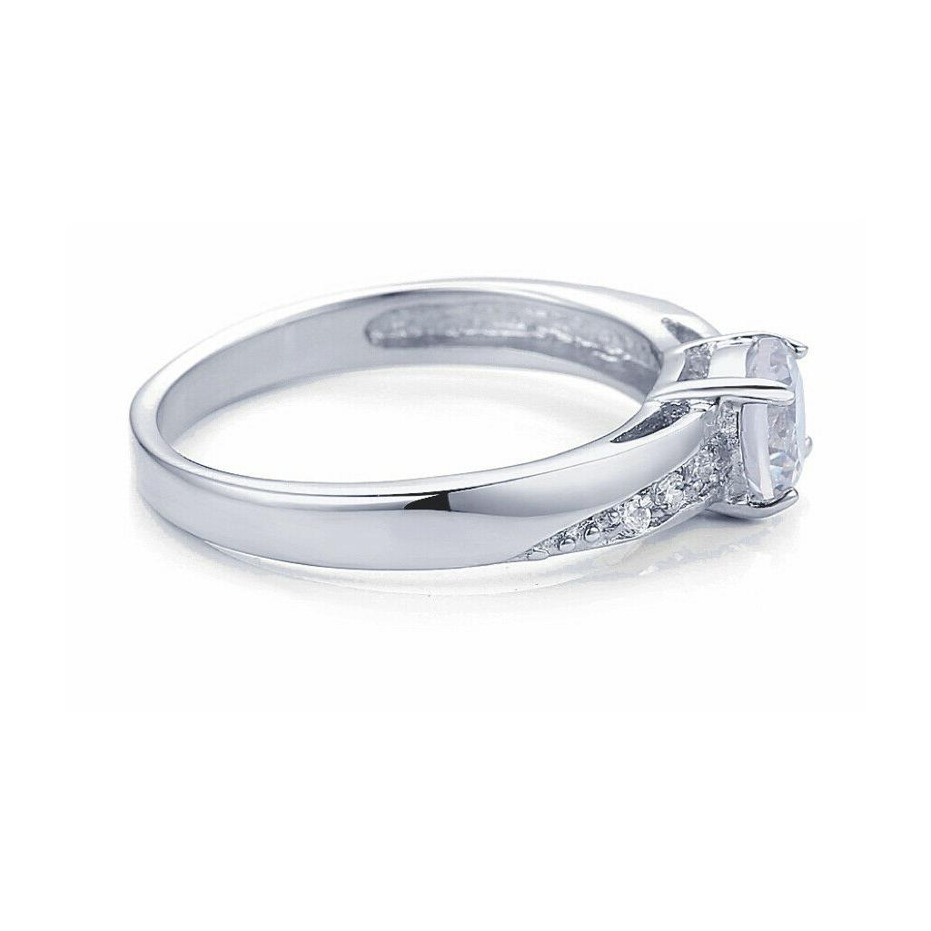 Women's Zirconia Engagement Wedding