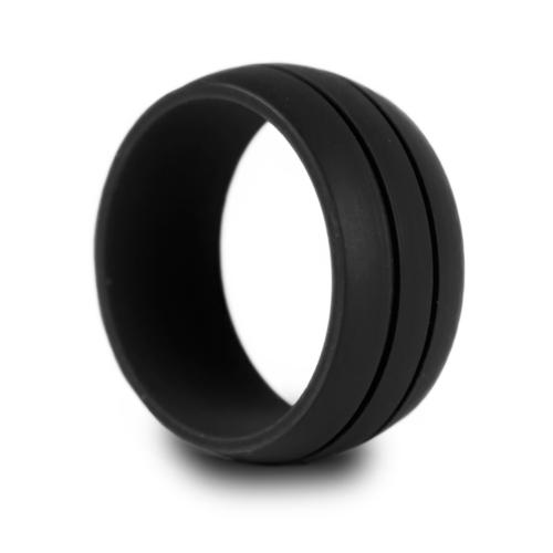 Womens Ultralite Silicone Ring by Enso. Alternative Wedding