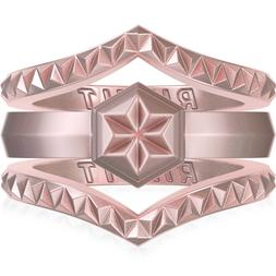 Silicone wedding rings for women by Rinfit™ -  Thin and St